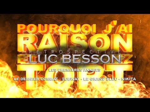 PJREVAT - Luc Besson Retrospective : Les Premières Années (1/3)