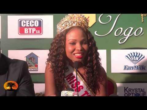Silence! La Miss Togo 2014, Mariama CAMARA, vous parle.