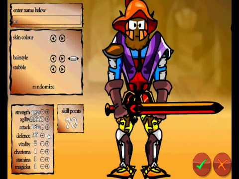 Swords And Sandals 2 Full Version , Hack & cheat  !