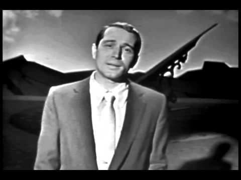 Perry Como Live - Till The End Of Time - 1956 video