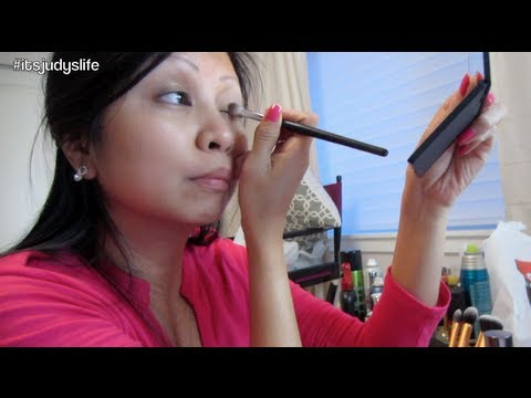 One on One MAKEUP LESSON! - March 06, 2013 - itsjudyslife vlog