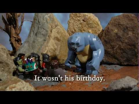 LEGO Frodo's Birthday Surprise