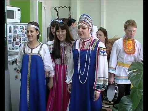 Масленица 2013. Астрахань, АГУ....