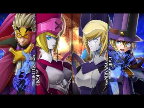 『blazblue: Chrono Phantasma』 Arcade Opening video