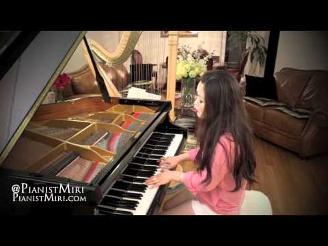 Sam Smith - Stay with Me | Piano Cover by Pianistmiri 이미리