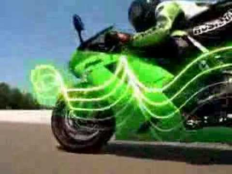 2007 Kawasaki Ninja ZX-6R Video