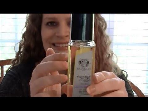 ASMR Soft Spoken Review On SKIN&CO's Fresh Lavender Body Oil Spray + Giveaway