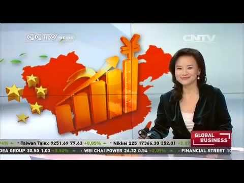 China's 2014 GDP growth rate at 7.4%, misses target