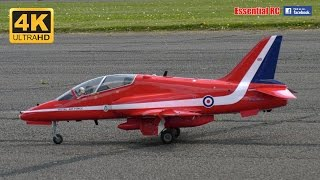LARGE SCALE RC BAe Hawk / Red Arrow [*UltraHD and 4K*]