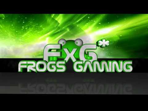 Générique Frogs Gaming [3D] [HD]
