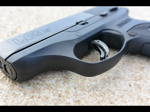 New Ruger LC9S - Striker Fired 9mm