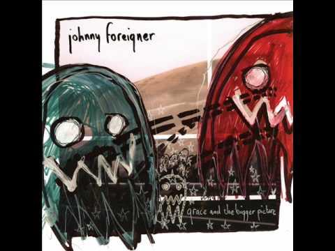 Johnny Foreigner - I Woke Up On A Beach In Aberystwyth