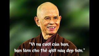 HƯƠNG TỪ THẦY VẠN KIẾP MÃI TRI ÂN (Kính mừng Ngày Tiếp nối của Thiền sư Thích Nhất Hạnh)