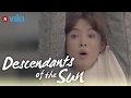 Descendants Of The Sun   EP2 | Song Hye Kyo Wearing No Makeup In Front Of Song Joong Ki [Eng Sub]