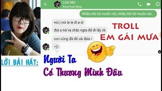126NET Team || Troll em gái mưa bài Người Ta Có Thương Mình Đâu Trúc Nhân Cover