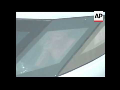NEW Powerboat attempting round-the-world speed record in collision
