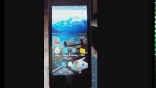 Андроид 5.1 от ALBA ac40ne для смартфона Blade AF3