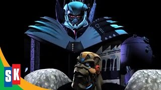 Optimus Primal vs. Megatron - Transformers: Beast Machines