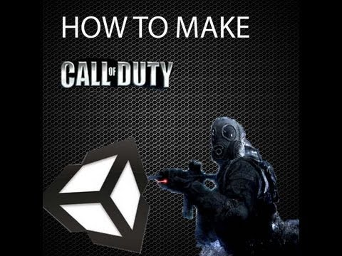 15. Unity3D how to make a game like Call of Duty - fixing the bugs and building the game
