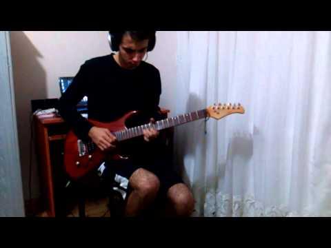 Deniz Demiröz Gitar Solo Yarışması 2 - Emre GÜL