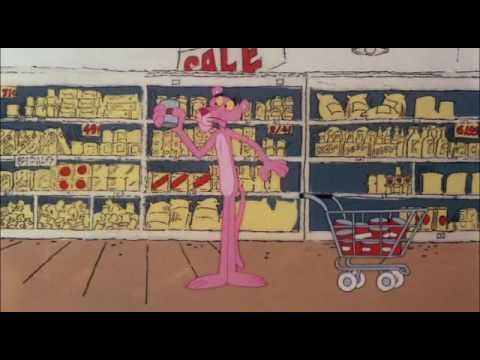 [DIBU] Pink Panther 124 - Supermarket Pink - EN English Ingles