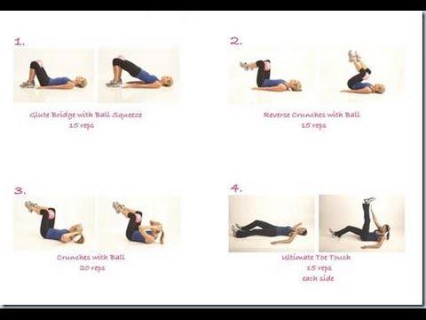 Занятия фитнесом в домашних условиях для начинающих
