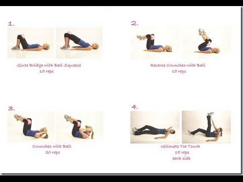Домашни условия фитнес - Фитнес в домашних условиях. Упражнения для фитнеса дома