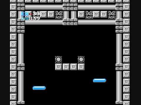 Metroid - Naked Samus Vs Bosse´s