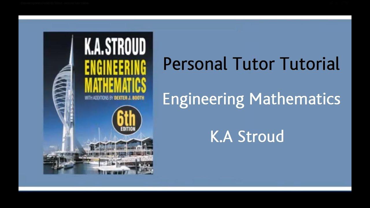 engineering mathematics stroud 7th edition pdf free download