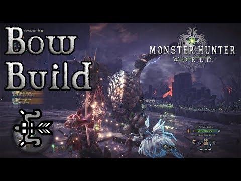 Monster Hunter World - Bow Build: The Penetrator MP3