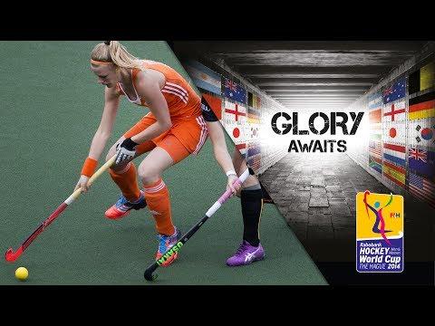 Netherlands vs Belgium - Women's Rabobank Hockey World Cup 2014 Hague Pool A [02/6/2014]