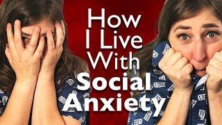 Living with Social Anxiety    Mayim Bialik