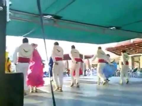 Najiruápame Ballet Folklórico Sones de tierra Caliente Apatzingan Michoacán
