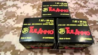 TulAmmo 7.62x39 If No One Buys It Then I Will