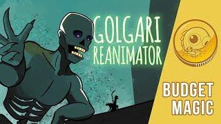 Budget Magic: Golgari Reanimator (Standard)