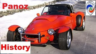 1996 Panoz Roadster - Clean modern magic | Review the car