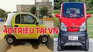 Cận cảnh Ô tô giá sốc tại Việt Nam #txh