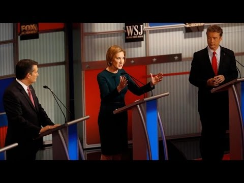 Carly Fiorina: Replace Obamacare With 'The Free Market'