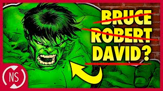 What is the HULK's Real Name?? || NerdSync