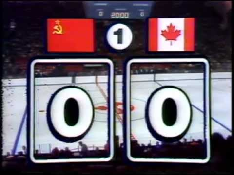 USSR-Canada Summit Series 1972 game 2 part 1