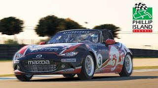 iRacing | Mazda MX5 2016 | Phillip Island Hotlap