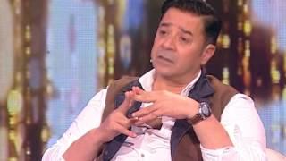 ضربة حظ - مدحت صالح لهذه الدرجة يحترم الهضبة عمرو دياب : اخاف اتلغبط فى اغنيته واقلل من اعماله !