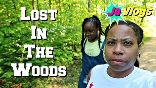 LOST IN THE WOODS | Family Vlogs | JaVlogs