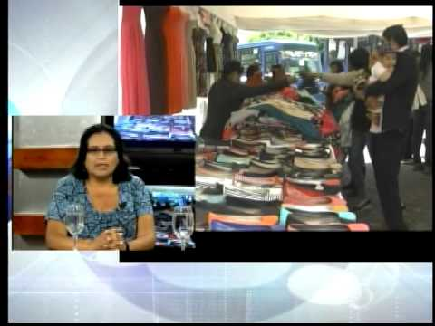 Entrevista: María Ortega - Federación provincial de comerciantes minoristas y mercados de Pichincha