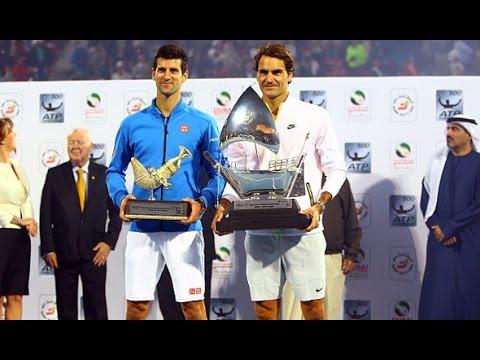 Roger Federer - Dubai 2015 Tribute