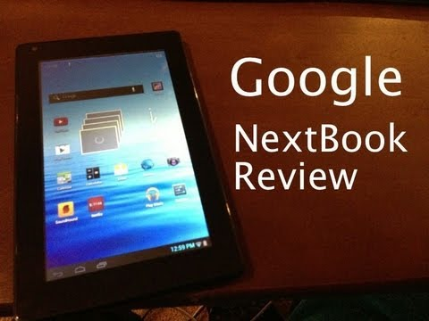 Google NextBook 7