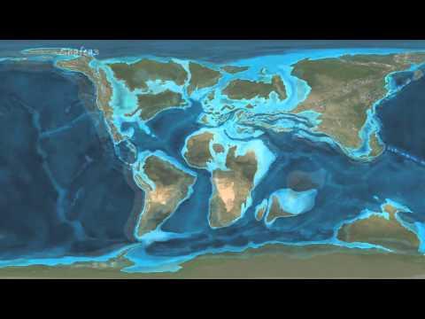 الأرض بعد 100 مليون سنة من الآن