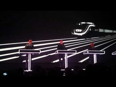 Kraftwerk at MoMA - Trans Europe Express Music Videos