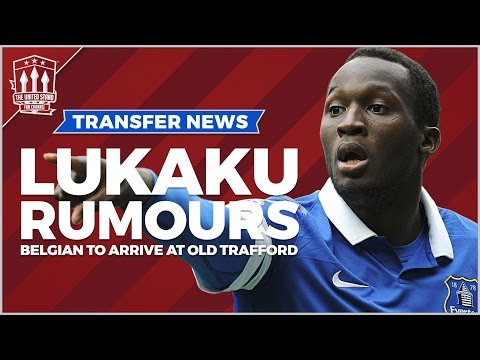 Romelu Lukaku wants Manchester United move