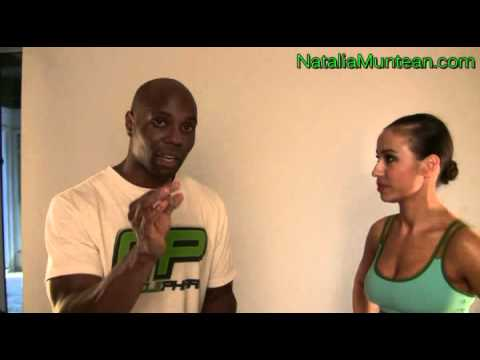 Top Fitness Models Obi Obadike and NataliaMuntean talk about fitness